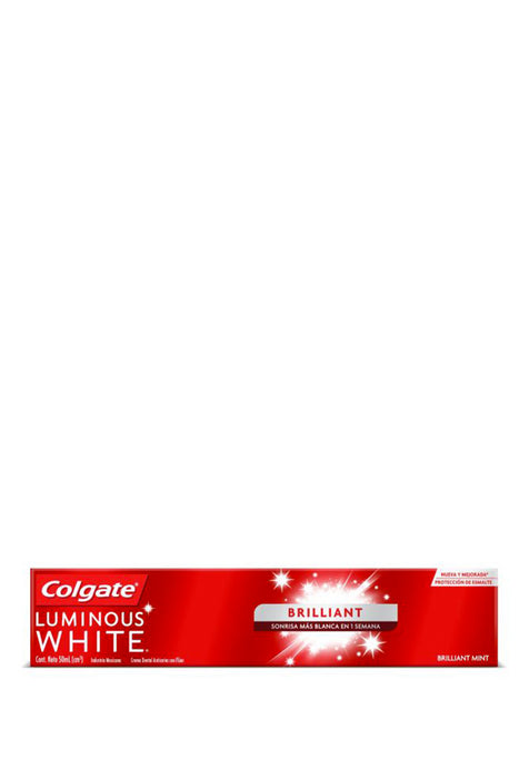 Crema dental Colgate Luminous 50ml