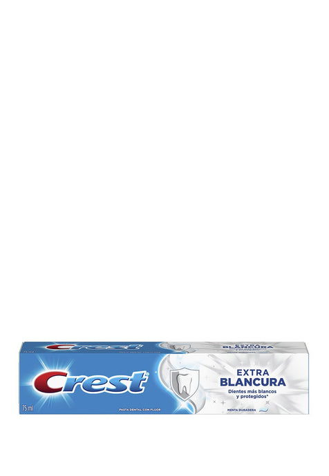 Pasta Dental Crest Extra Blancura 75 ml