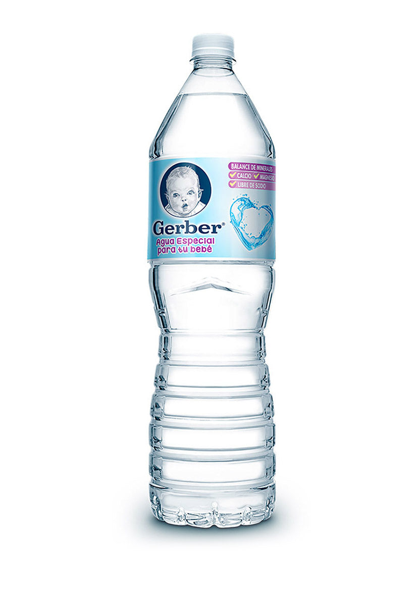 Agua Natural Gerber Pack 1.5 lt