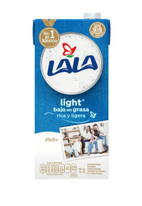 Leche Light LaLa 1 lt