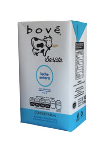 Leche Barista Entera Bové 946 ml