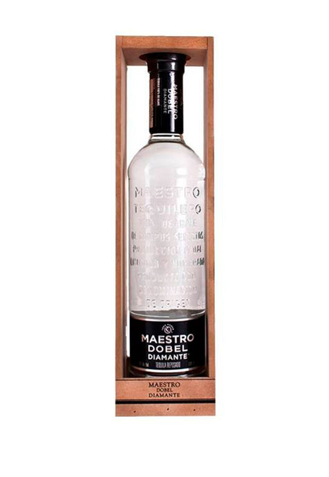 Tequila Maestro Dobel Diamante 750 ml