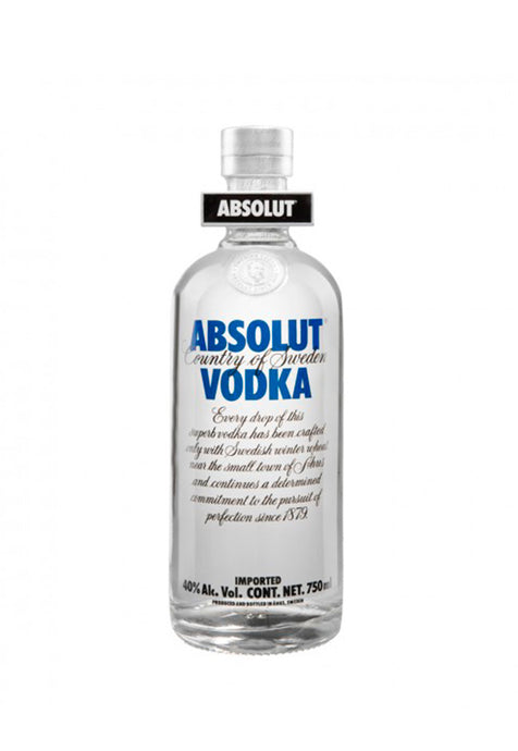 Vodka Absolut Azul 750 ml
