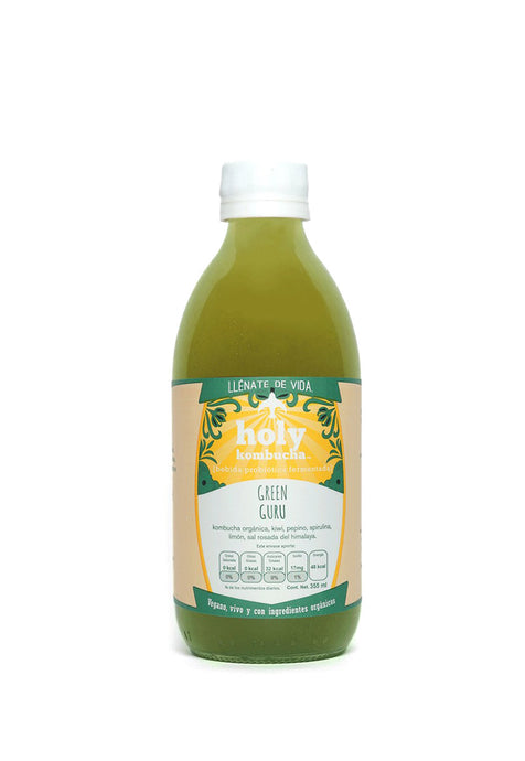Green Guru Holy Kombucha 355 ml