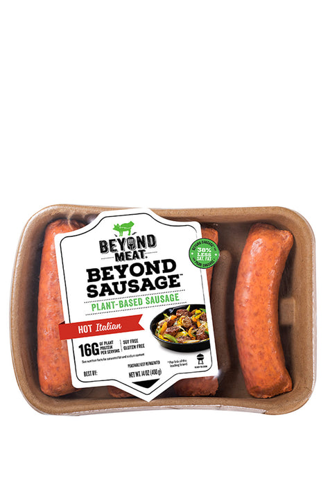 Beyond Hot Italian Sausage, Beyond Meat 400 g