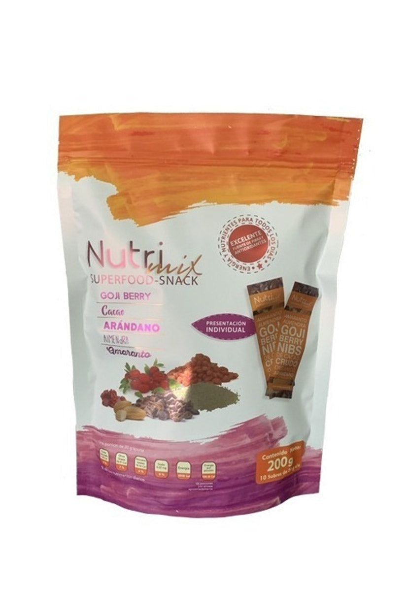 Snacks Saludables Nutrimix 200 g