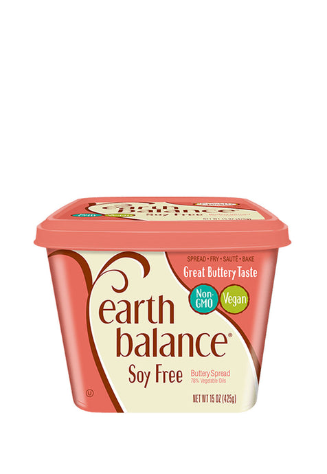 Buttery Spread Soy Free Earth Balance 425 g