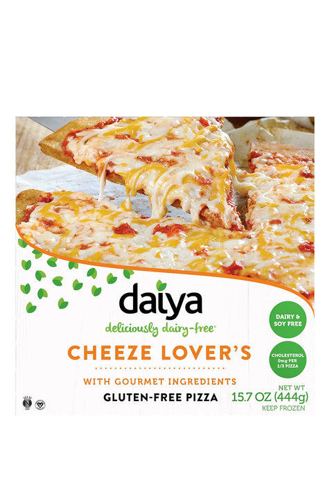 Cheeze Lovers Pizza, Daiya 440 g