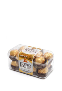 Chocolates Ferrero Rocher 16 pzas