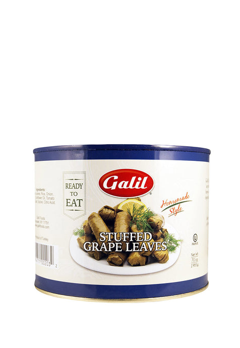 Stuffed Grape Leaves Homemade Style Galil 1.985 kg