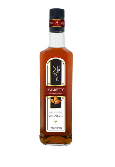 Licor Amaretto Karamelo 750 ml