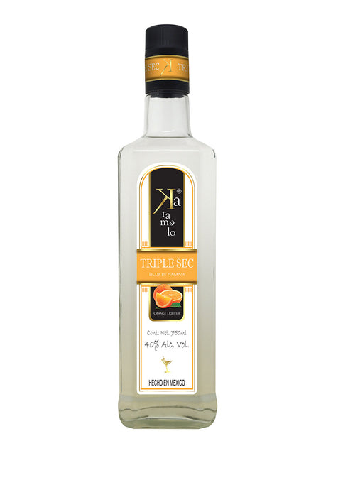 Licor Triple Sec Karamelo 750 ml