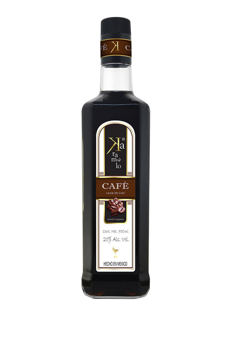 Licor de Café Karamelo 750 ml
