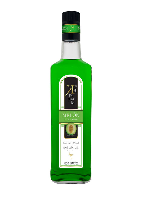 Licor de Melón Karamelo 750 ml