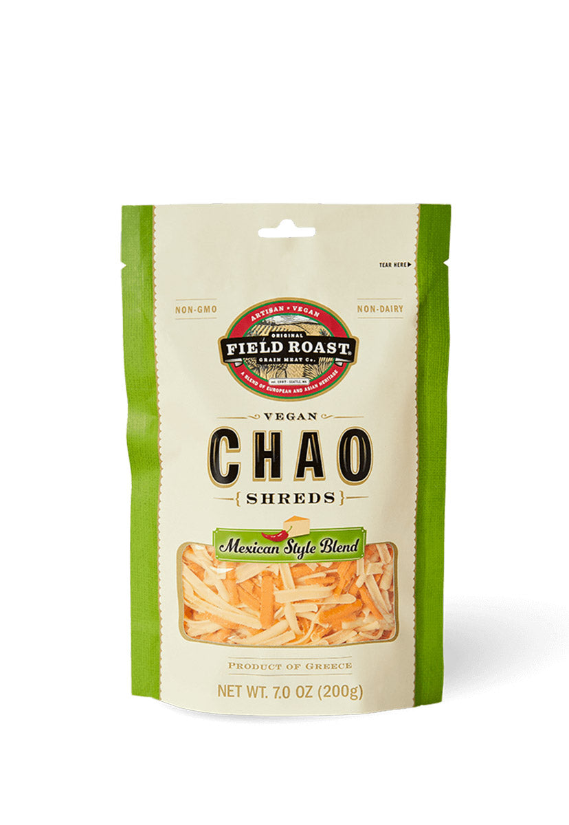 Mexican Style Blend Chao Shreds, Field Roast 200 g