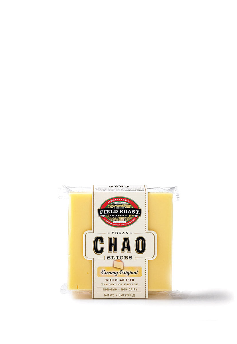Creamy Original Chao Slices with Chao Tofu, Field Roast 200 g