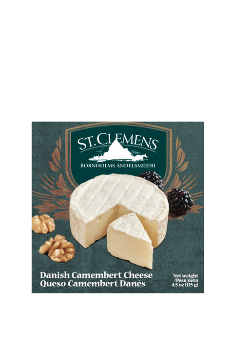 Queso Camembert St. Clemens 125 g