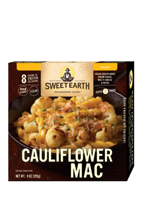Cauliflower Mac Sweet Earth 255 g