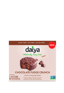 Chocolate Fudge Crunch Frozen Dessert, Daiya 231 ml