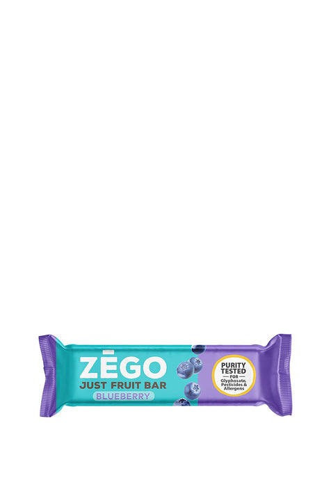 Just Fruit Bar Blueberry Zego 25 g