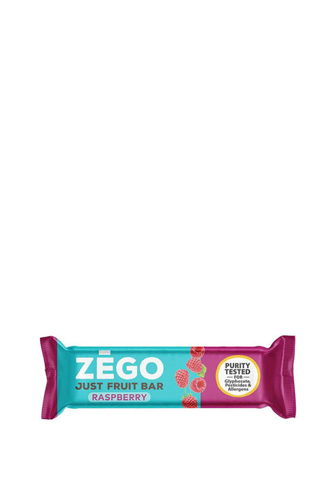 Just Fruit Bar Raspberry Zego 25 g