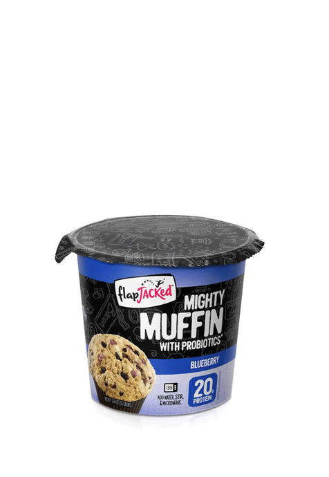 Mighty Muffin Blueberry FlapJacked 55 g