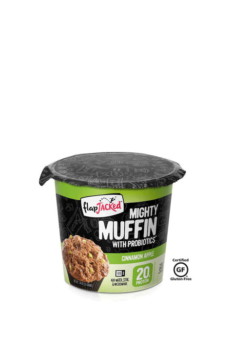 Mighty Muffin Cinnamon Apple FlapJacked 55 g