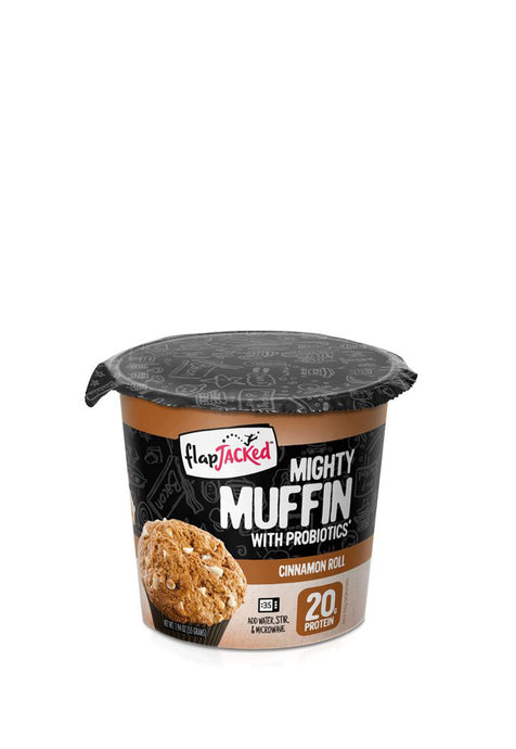 Mighty Muffin Cinnamon Roll FlapJacked 55 g