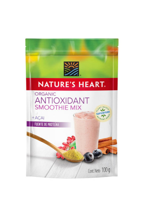 Antioxidant Orgánico Nature's Heart 100 g
