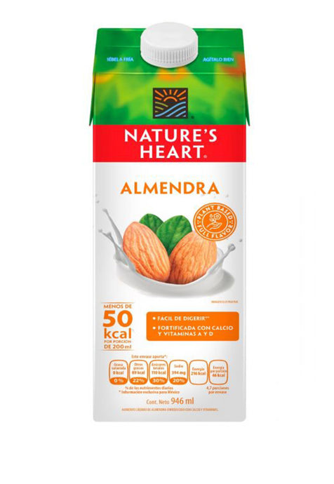 Bebida de Almendra Nature's Heart 946 ml
