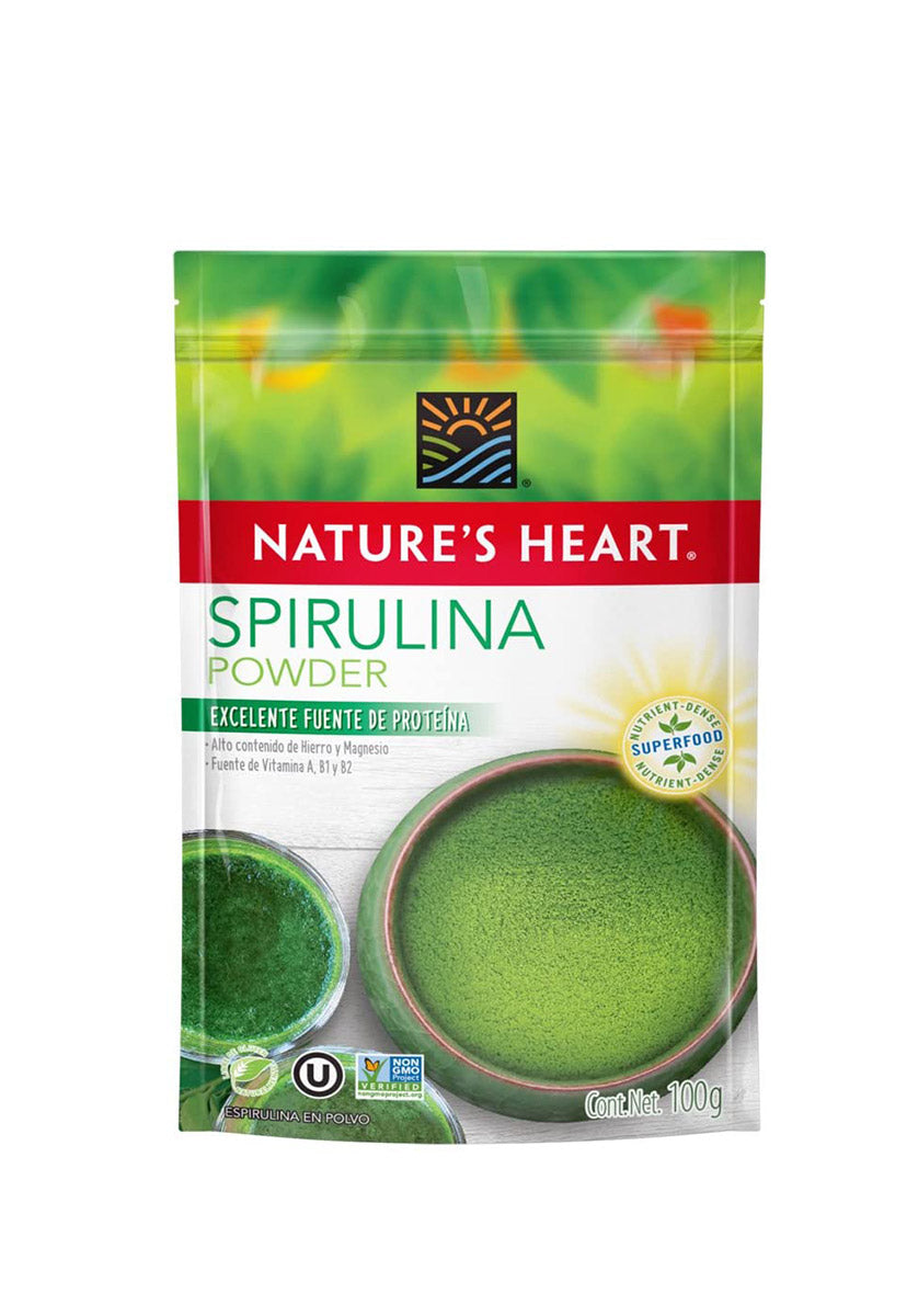 Spirulina Powder Nature's Heart 100 g
