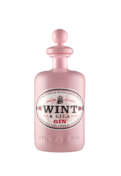 Ginebra Wint & Lila Strawberry 700 ml
