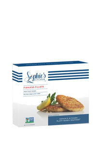 Fishless Fillets Sophie's 250 g