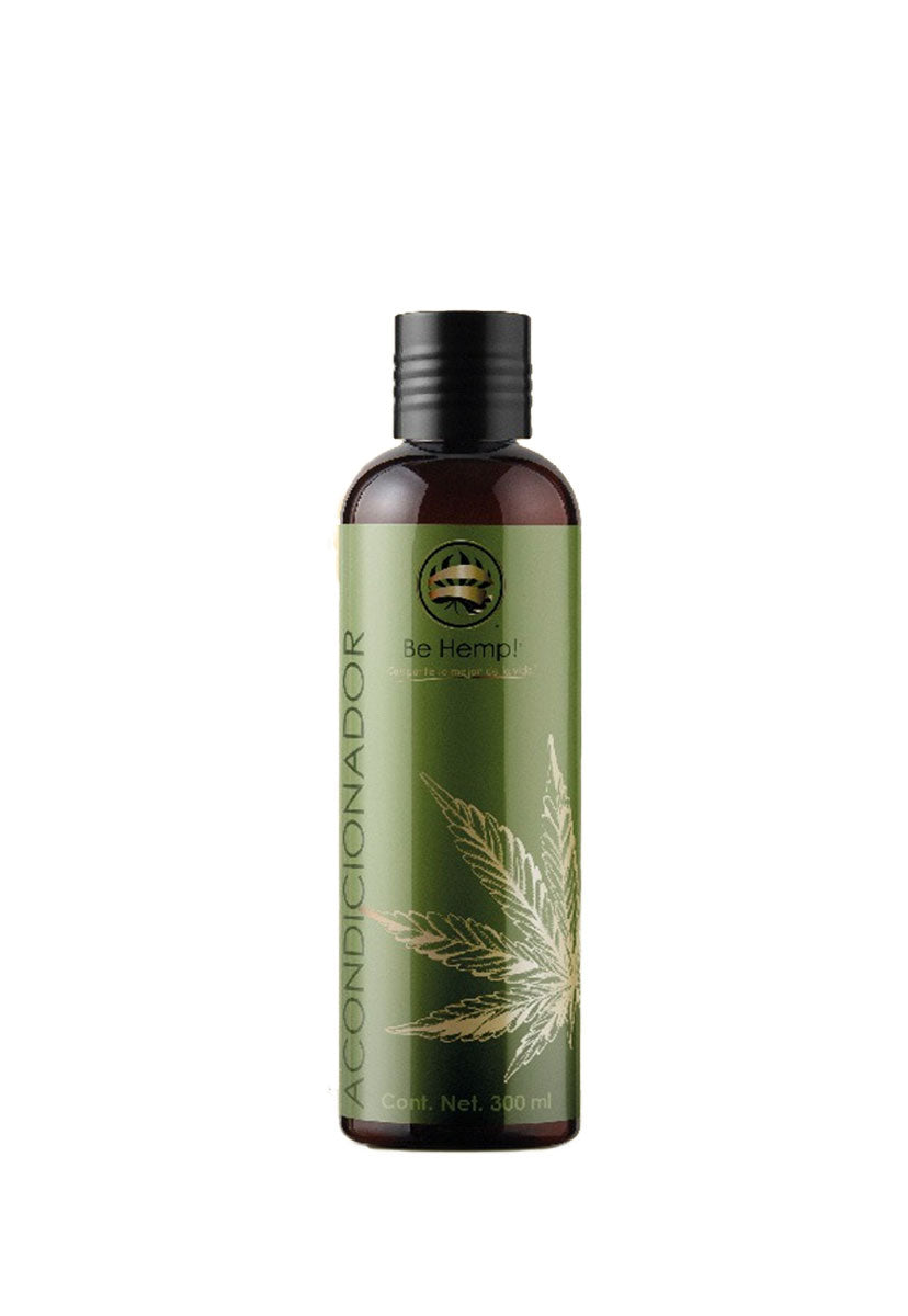 Acondicionador de Aceite de Hemp Orgánica al 33% Be Hemp! 300 ml