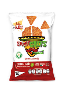 Smart Chips Chile y Limón 25g