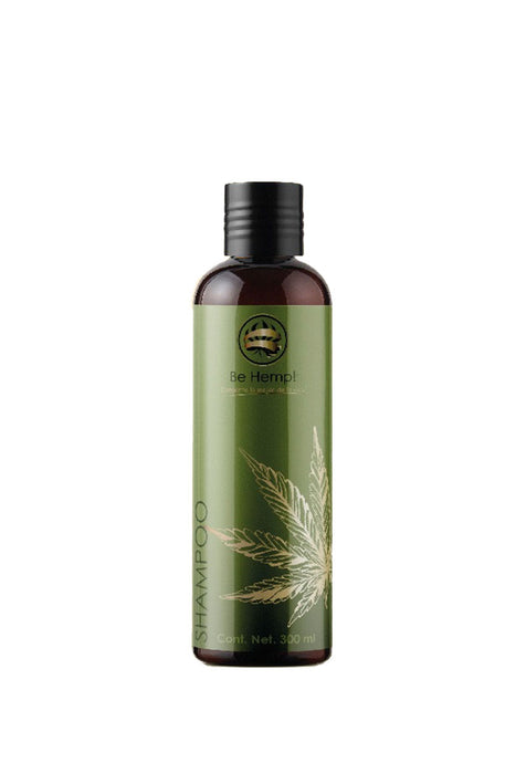 Shampoo de Aceite de Hemp Orgánica Be Hemp! 300 ml