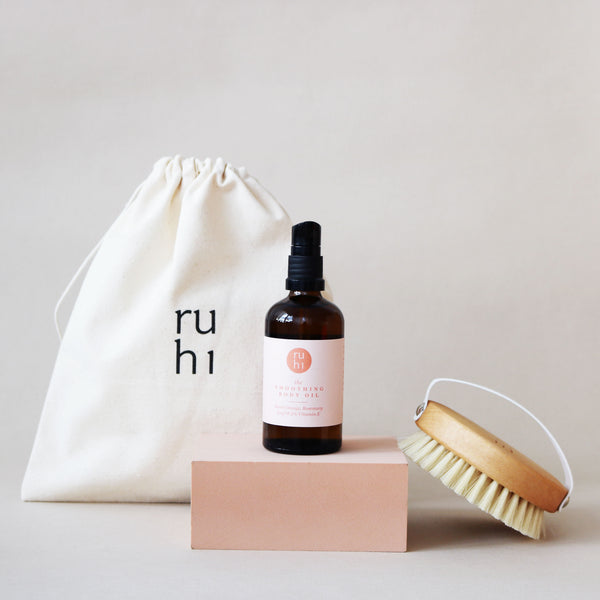 the Firming Body Ritual Kit