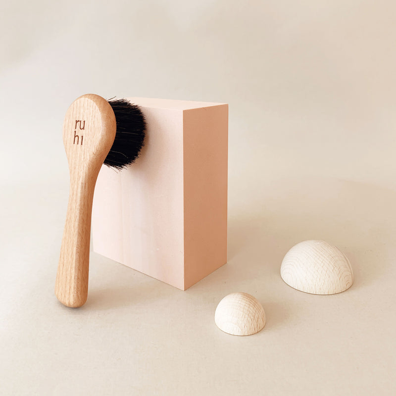 ruhi the Ionic Facial Dry Brush