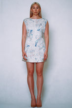 Load image into Gallery viewer, HANA Minidress blue blue
