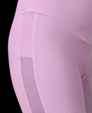 pink cycle short detail