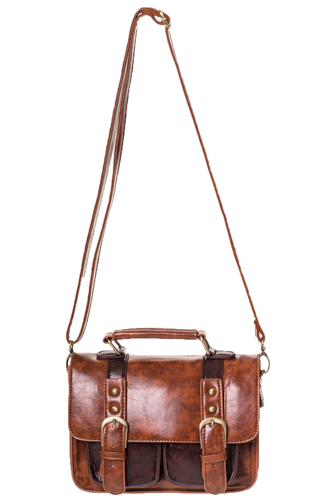 Retro Satchel Handbag