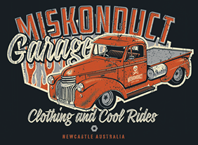 Miskonduct Garage Mens