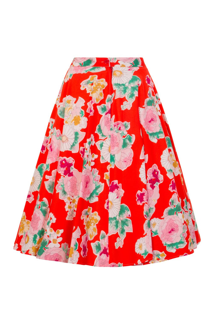 Marguerita Circle Skirt