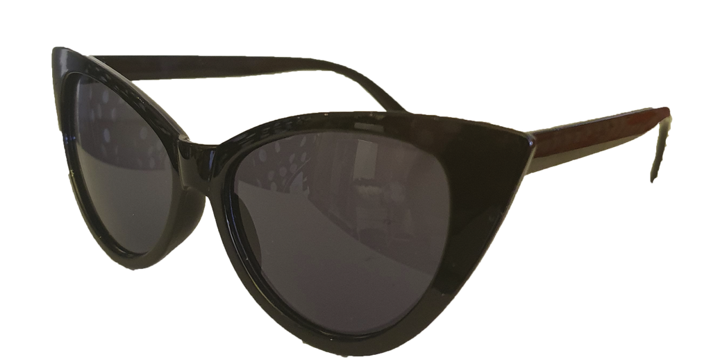 retro cats eye sunglasses