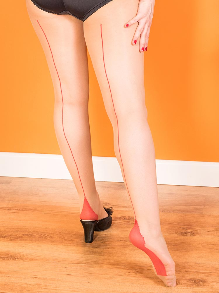 what katie did seamed stockings