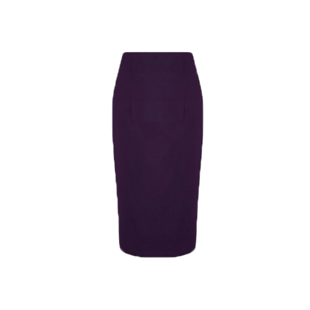 Retro style pencil skirt