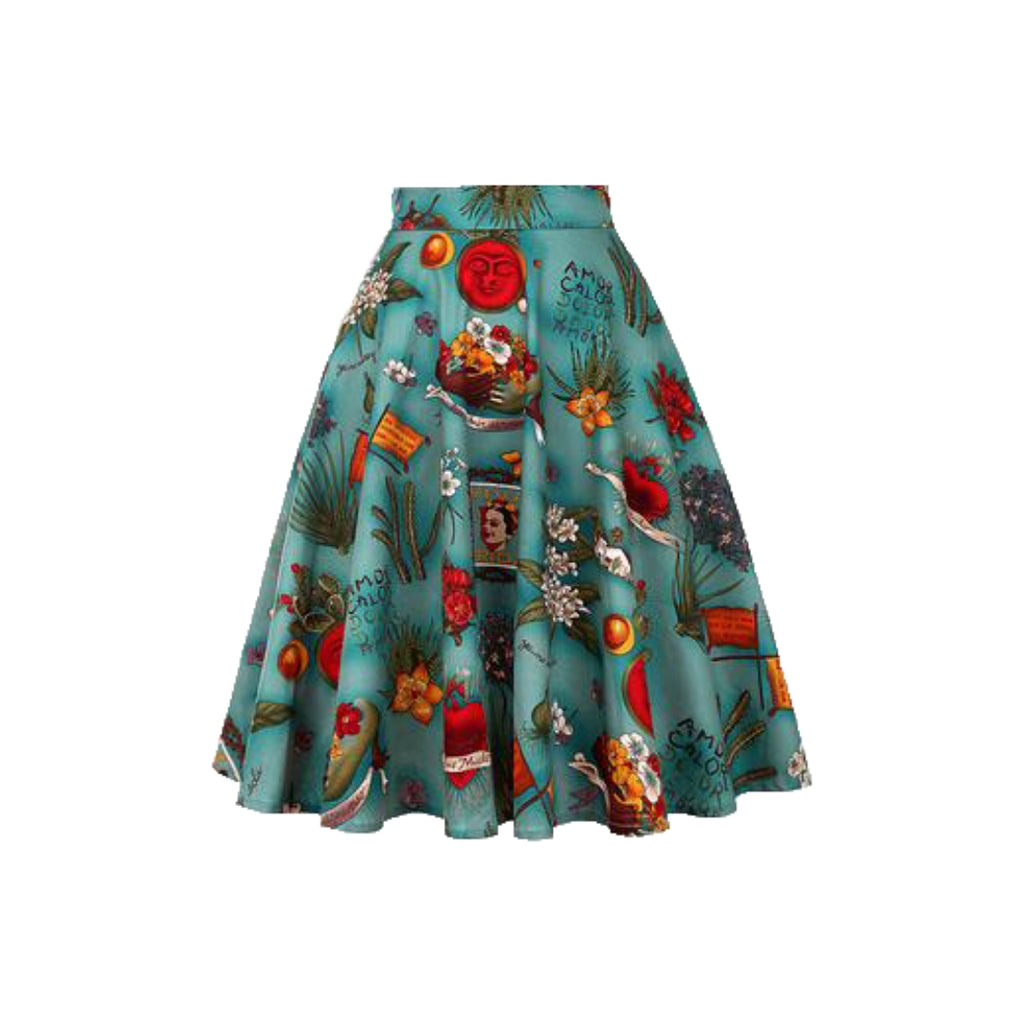 Frida Kahlo Skirt