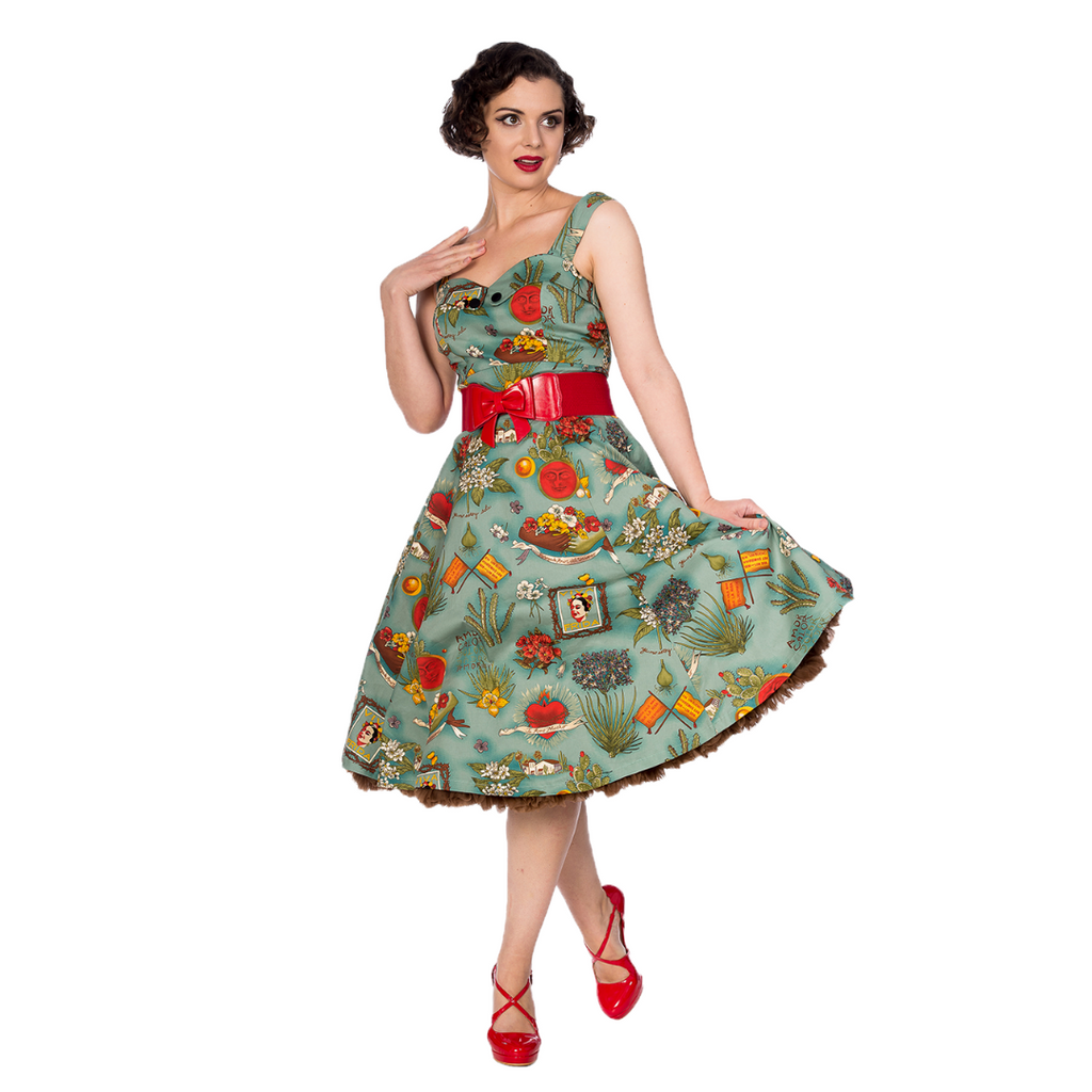 Frida Kahlo Dress