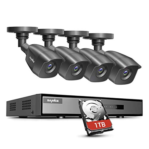 8CH 1080P Outdoor CCTV Camera System