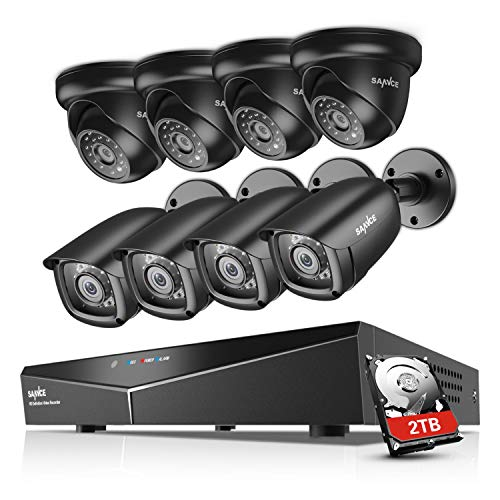 16CH 5 in 1 1080N CCTV Security Camera System